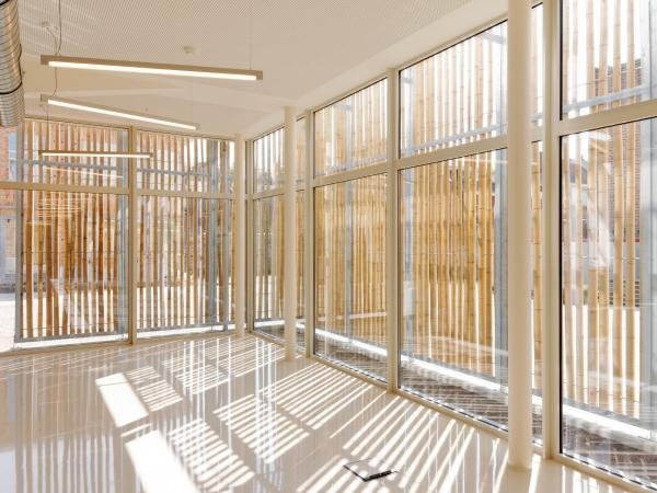 les abattoirs de bomel pavillon am nagement urbain. Black Bedroom Furniture Sets. Home Design Ideas
